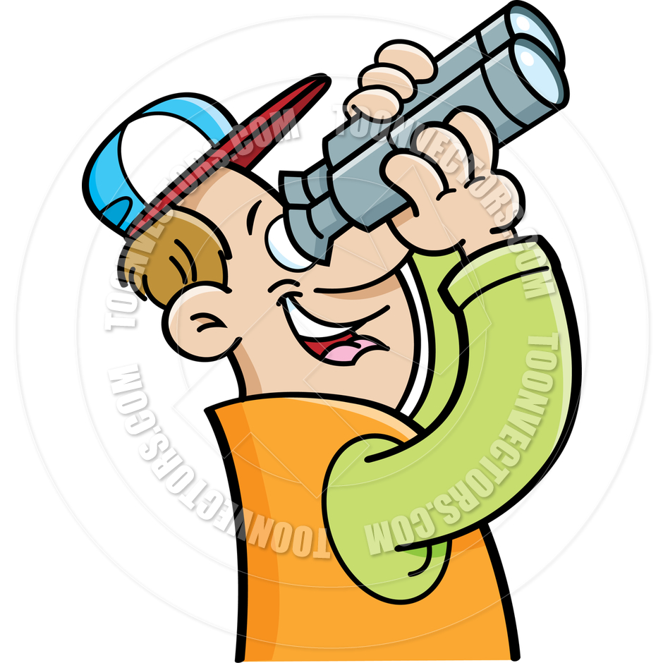 Binocular clipart curious person. Collection of binoculars free