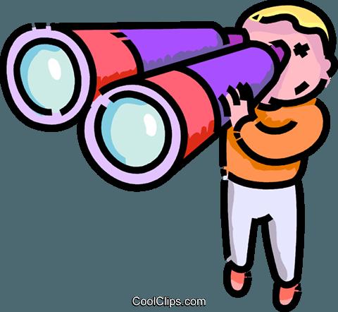 Binocular clipart kid with binoculars. Download free png boy