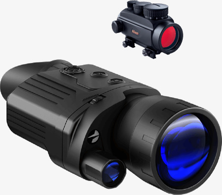 Binoculars clipart lens. Red research aviation navigation