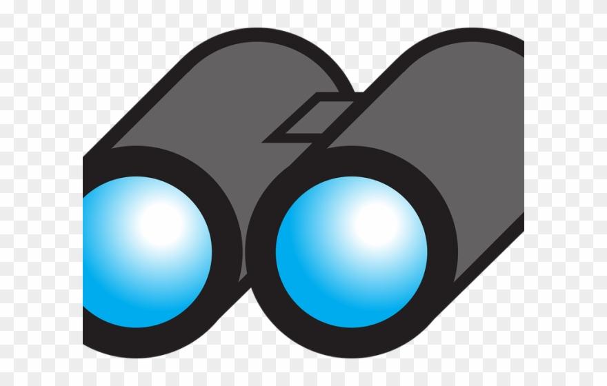 Binoculos desenho png transparent. Binoculars clipart lens