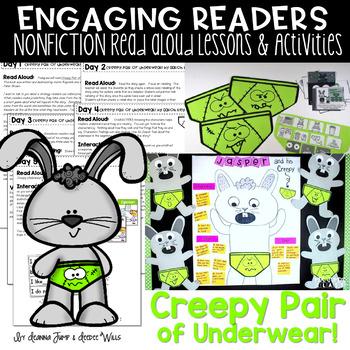 Binocular clipart nonfiction text. Kindergarten close reading teaching