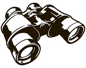 Binoculars svg etsy svgbinoculars. Binocular clipart optics