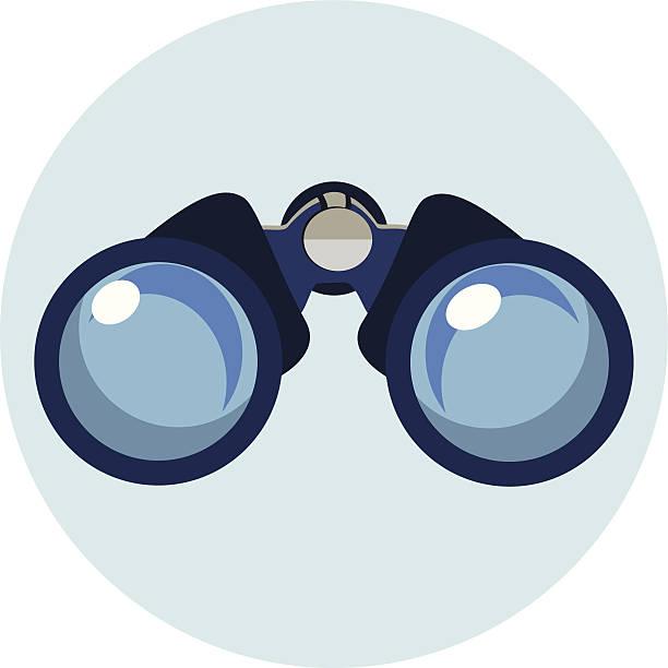 Binocular clipart clip art. Binoculars station