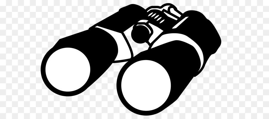 Circle pattern illustration binoculars. Binocular clipart clip art