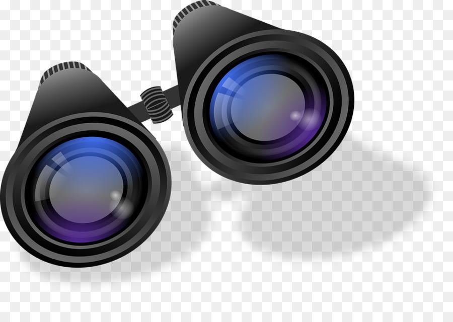 Binoculars clipart lens. Camera product