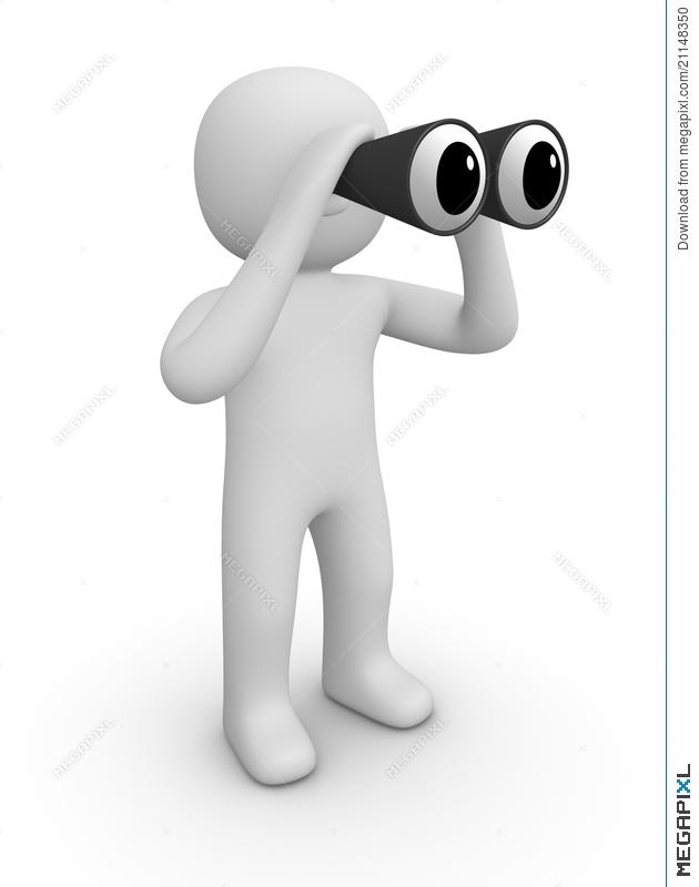 Binoculars Clipart Man Binoculars Man Transparent Free For Download On Webstockreview 2020