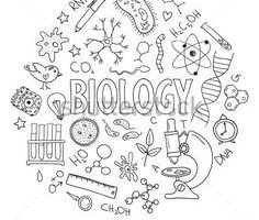 Biology clipart biology cover page. Portal
