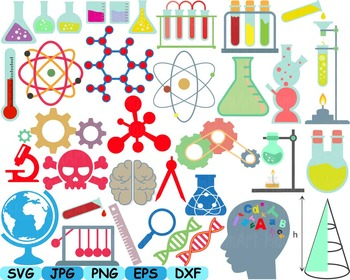 Science school clip art. Biology clipart biology lab