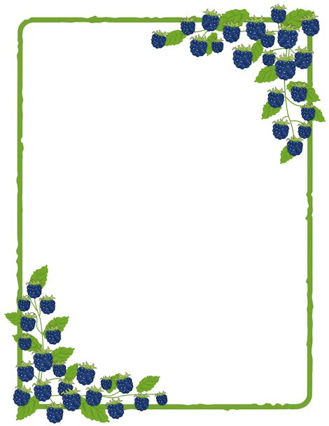 Free borders cliparts download. Biology clipart border