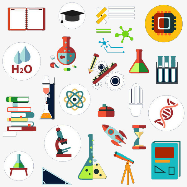 Biology clipart creative. Learning topics items learn