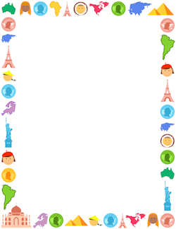 Free borders cliparts download. Biology clipart frame