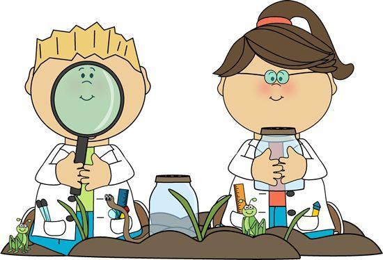 Image result for scientist. Biology clipart kid