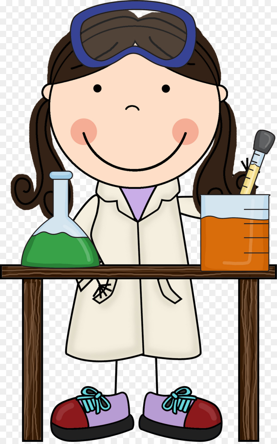 Science kids free download. Biology clipart kid