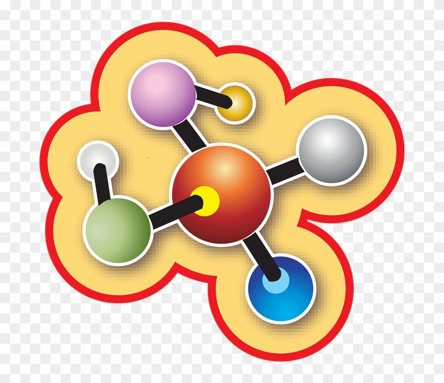 Biology clipart medical. Molecule chemistry medicine