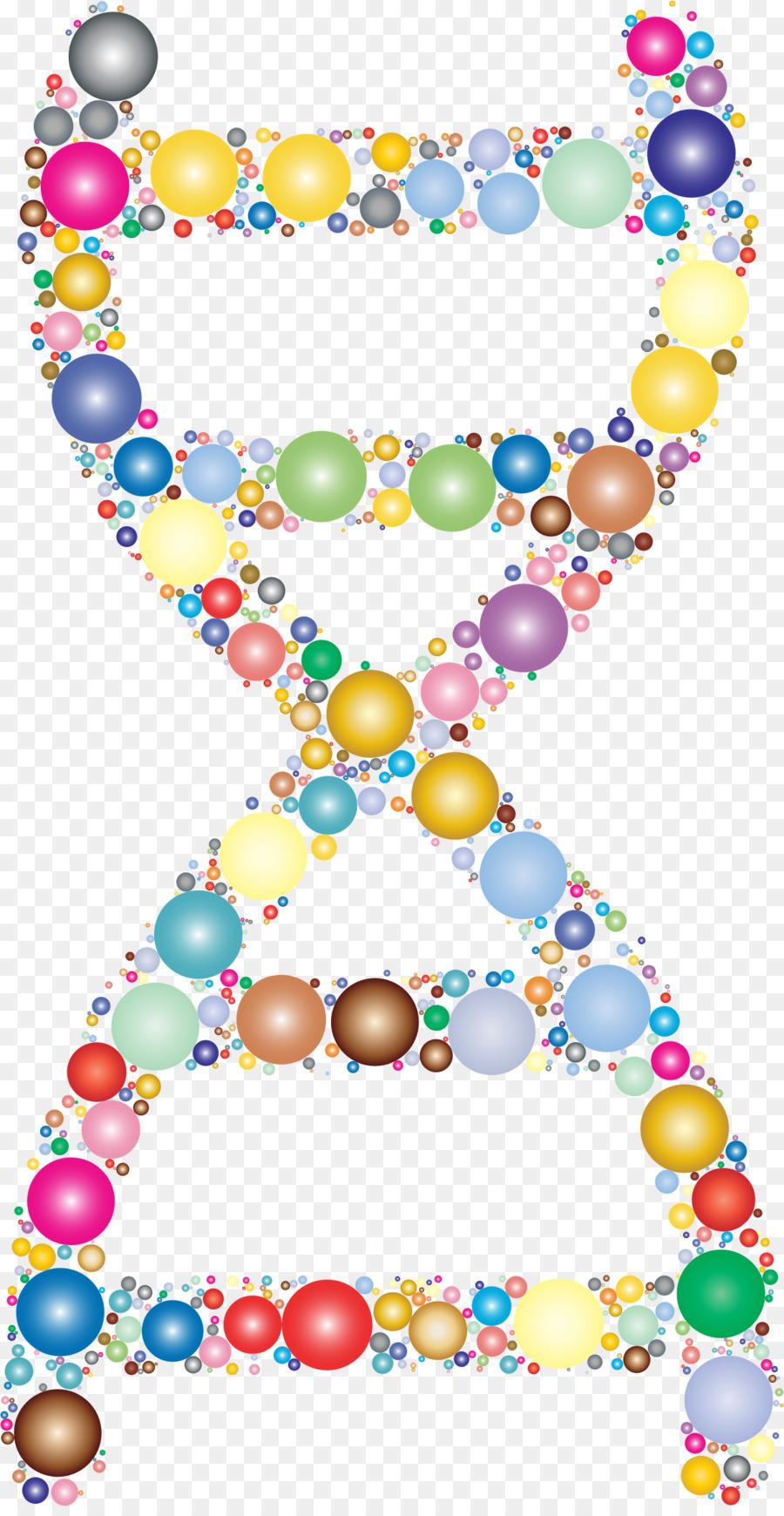 Biology clipart molecular biology. Circle design dna transparent