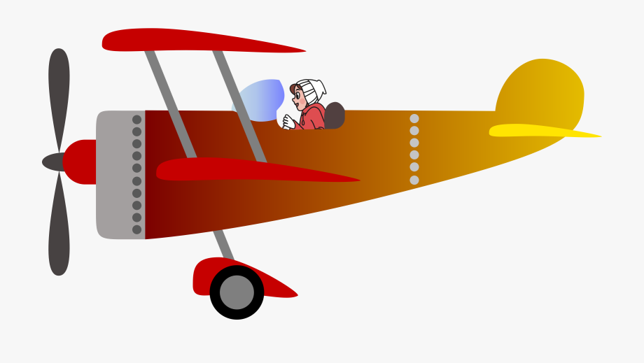 Biplane clipart. Cliparts for free transparent