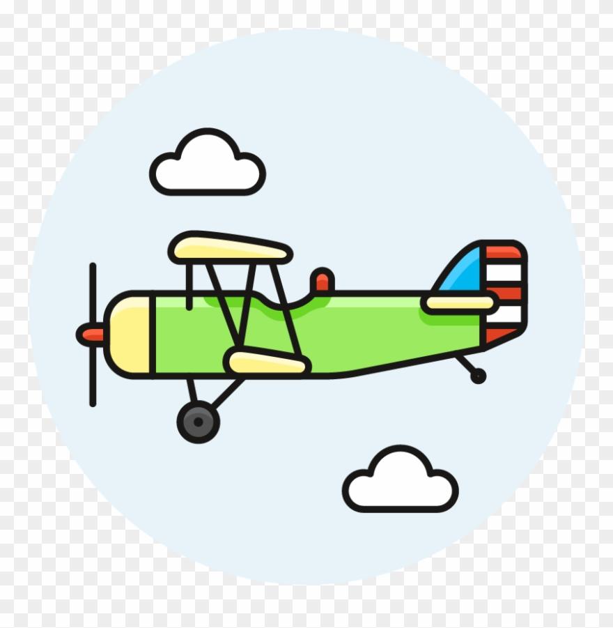 propeller plane pinclipart. Biplane clipart cartoon
