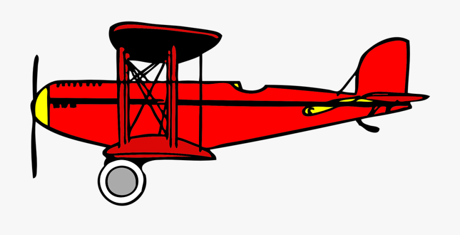 Airplane free cliparts on. Biplane clipart cute
