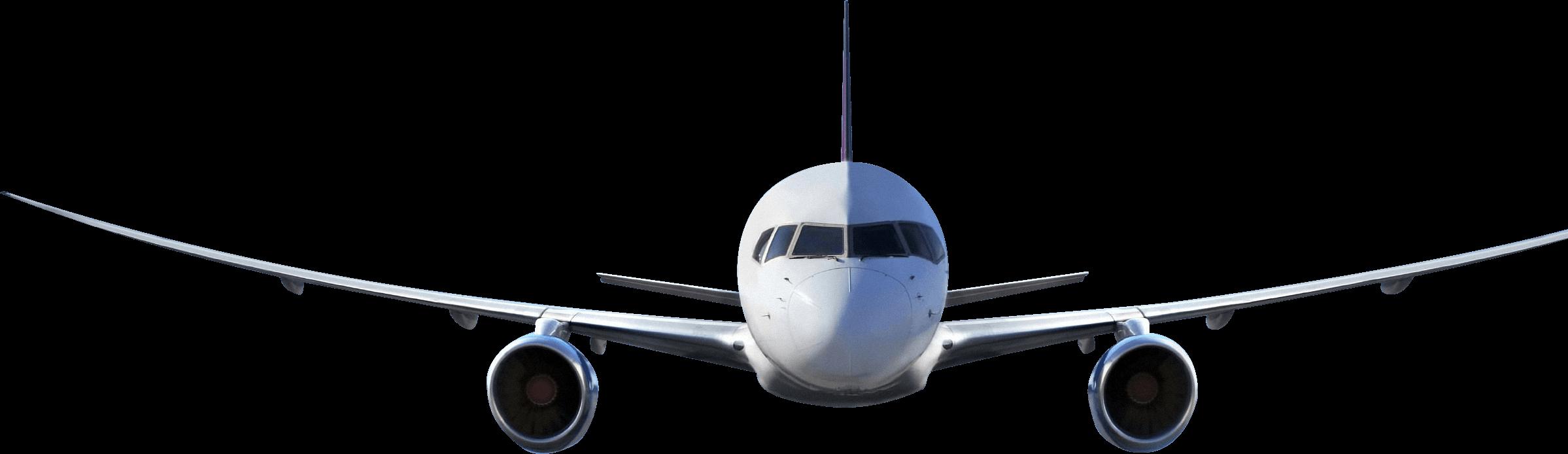 Clipart plane front. Transparent png stickpng