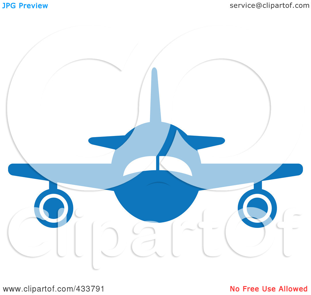 Airplane no background panda. Biplane clipart front