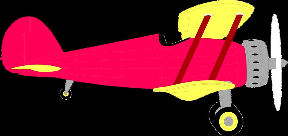 Clipart plane old fashioned. Biplane free stock photo
