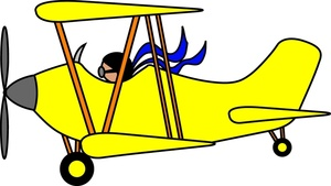 Free image airplane world. Biplane clipart logo