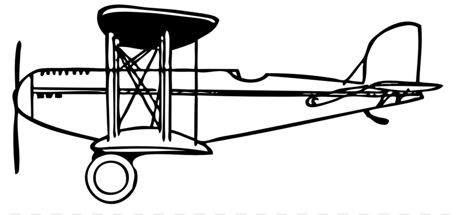Biplane clipart logo. Airplane fixed wing aircraft