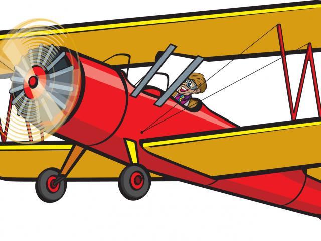 Biplane clipart logo. Action plan cliparts free