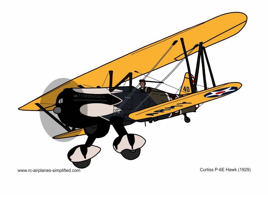 Biplane clipart rc airplane. Plane silhouette png clip