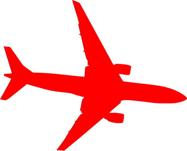 Free airplane cliparts download. Biplane clipart red