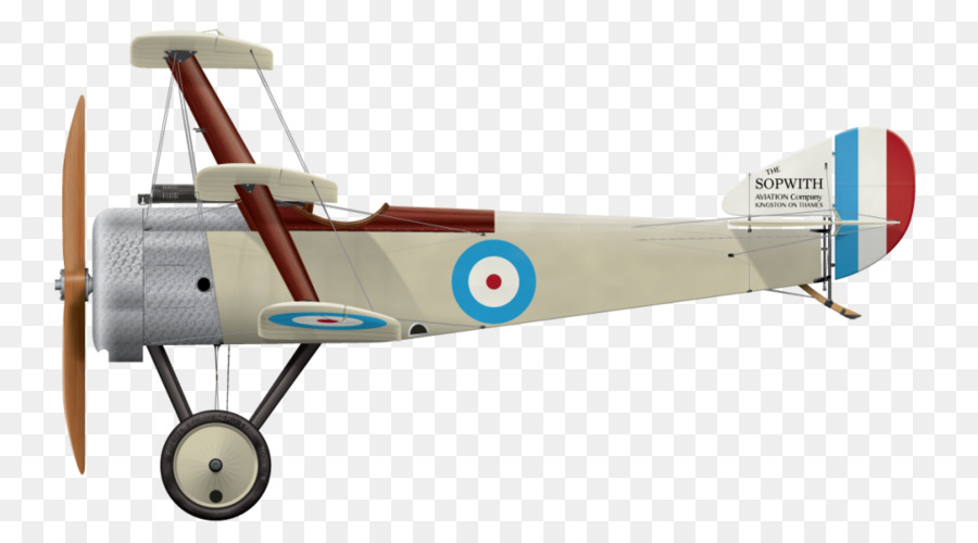 Triplane airplane pup aircraft. Biplane clipart sopwith camel