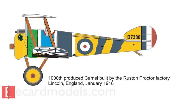 Biplane clipart sopwith camel.  ruston s th
