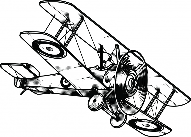 Site wings of glory. Biplane clipart sopwith camel