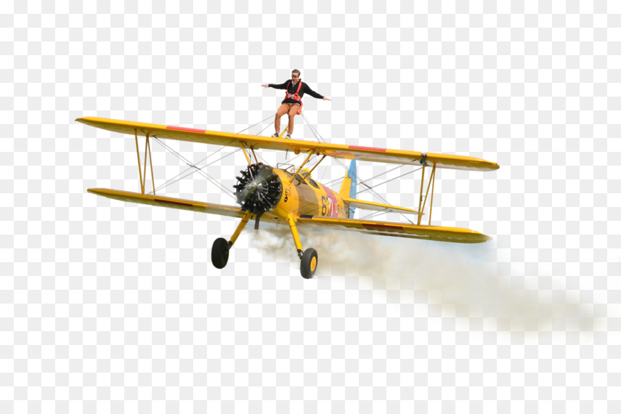 Biplane clipart stearman. Boeing model airplane wing