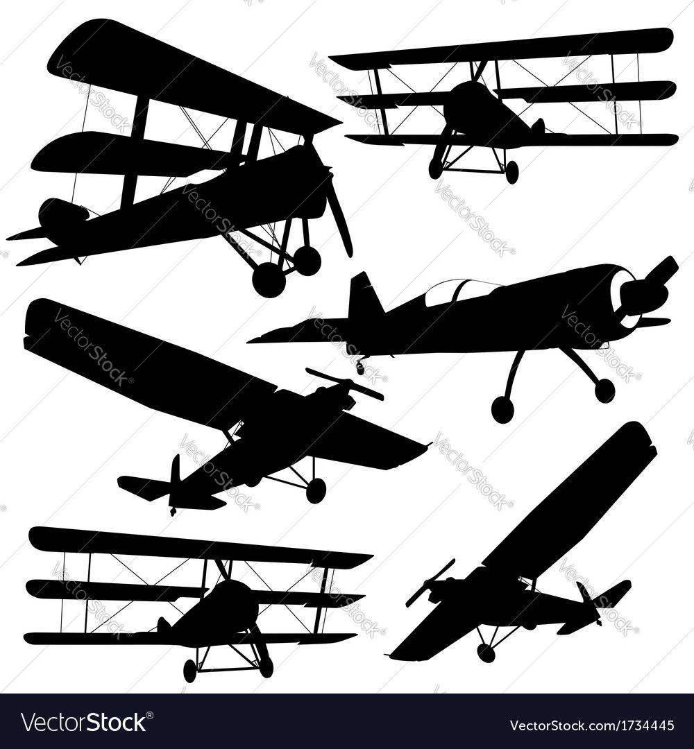 Biplane clipart stencil. Image result for jet