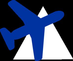 Biplane clipart symbol. Blue plane cliparts zone