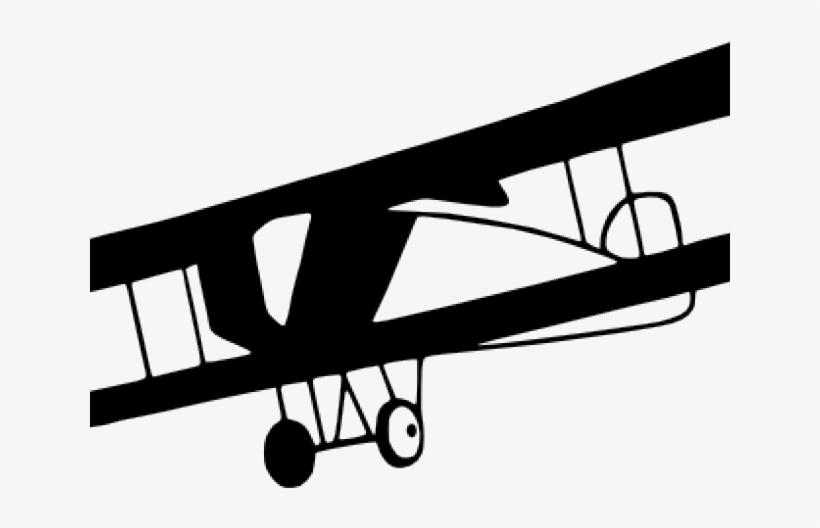 Biplane clipart transparent background. Aircraft vintage airplane