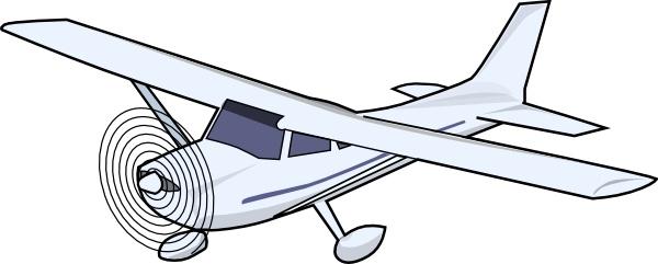biplane clipart vector