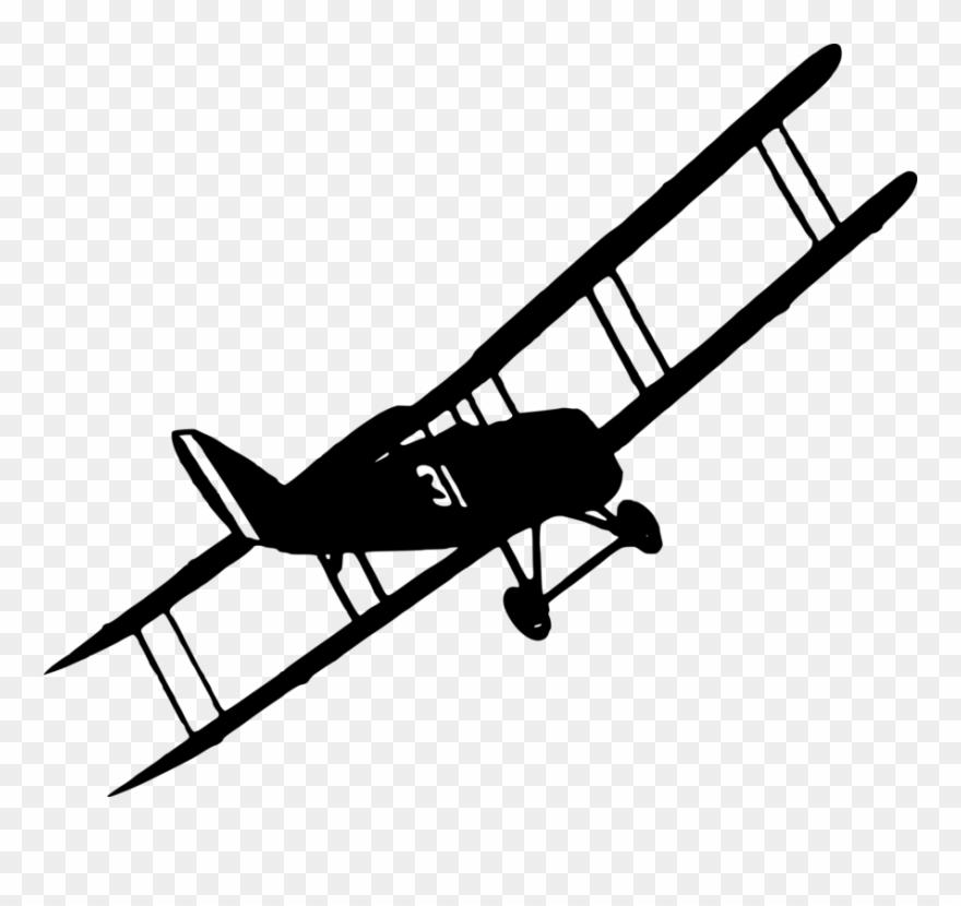 Biplane clipart ww1 plane. Graphic transparent stock airplane