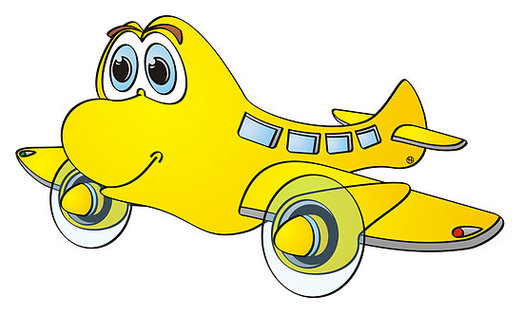 Free airplane cliparts download. Biplane clipart yellow