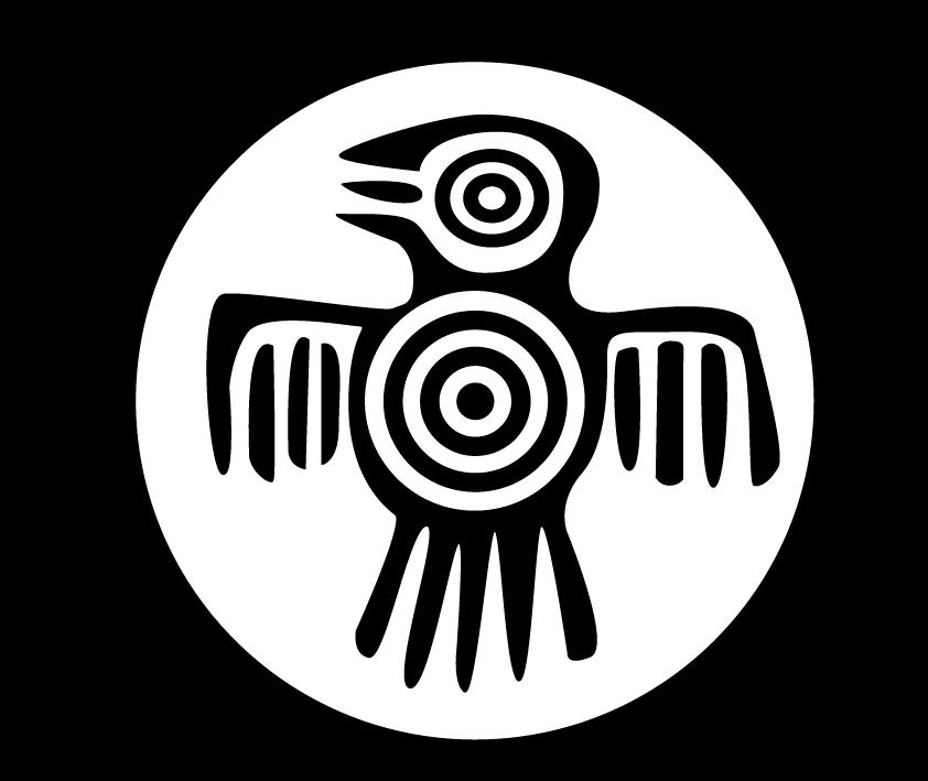 clipart birds aztec