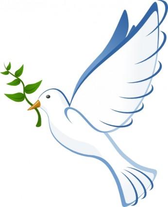 Dove clip art library. Bird clipart baptism