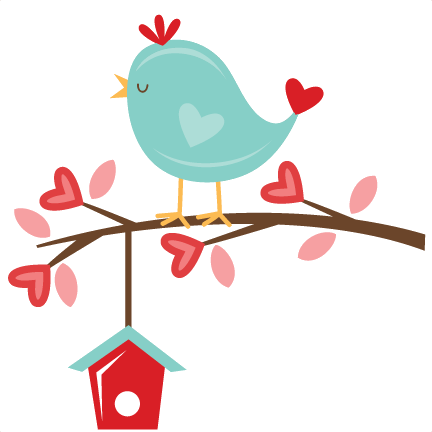 Bird clipart branch. Picture royalty free library