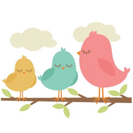 Pin on tile and. Bird clipart branch