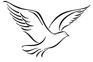 Station related wallpapers. Bird clipart dove