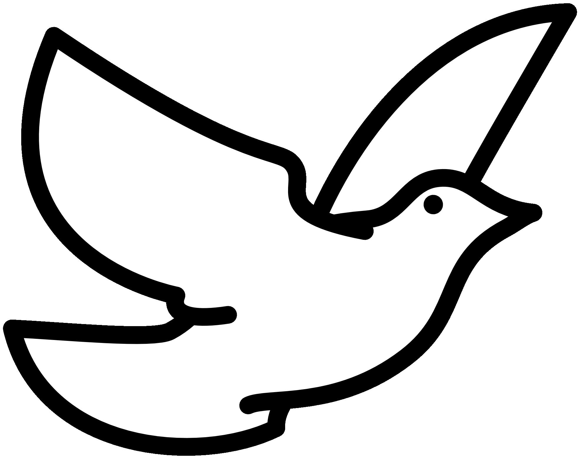 Doves printable