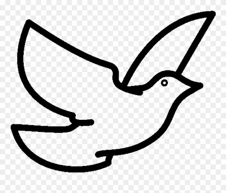 Free png download flying. Bird clipart easy