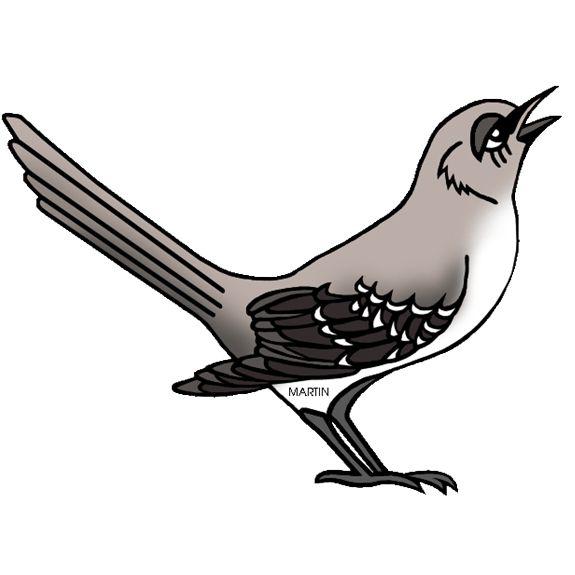 best brid s. Bird clipart mockingjay