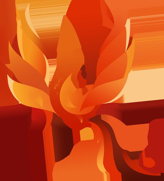 Bird clipart phoenix. Album on imgur