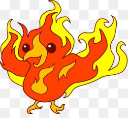 Bird clipart phoenix. Free download content drawing